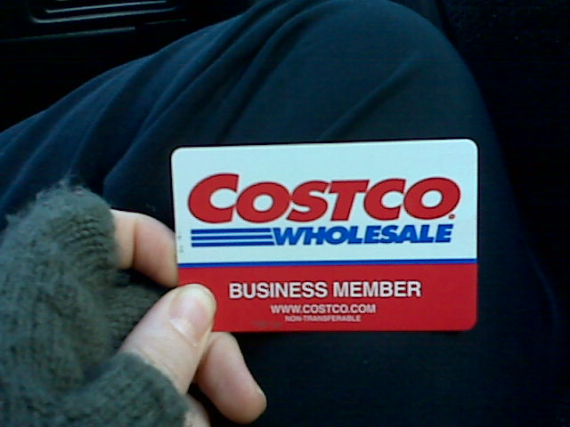 Costco total fashion ltd for Costco business cards printing